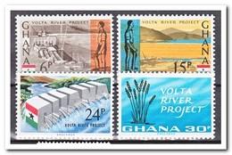 Ghana 1966, Postfris MNH, Volta River Project - Ghana (1957-...)