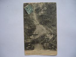 88 - Carte Précurseur 1905   GERARDMER -  La Cascade De RETOURNEMER - Gerardmer