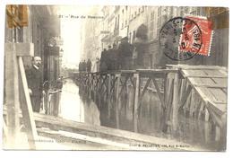 PARIS  7e - Rue De BEAUNE - Inondations 1910 - Cliché PELLETIER - Vente Directe - Distretto: 07