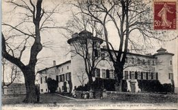 42 - CHAVANIAC LAFAYETTE --  Château - Francia