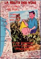 La Route Des Vins - C'est Le Pays Des Crus ! . - Humour