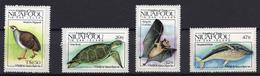 1984 - TONGA - NIUAI-FOOU -  Mi. Nr. 42/45 - NH - (UP121.6) - Tonga (1970-...)