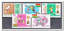 Ghana 1966, Postfris MNH, Football World Cup - Ghana (1957-...)