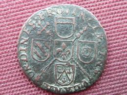 FRANCE FLANDRE Jeton Etat De LILLE 1612 - Monarquía / Nobleza