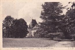 89-BLENEAU- PARC DE LA MOTHE-JARRY - Bleneau