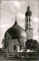 Ansichtskarte Rosenheim Hl. Kreuz Kirche 1956 - Rosenheim