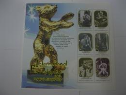 Antigua And Barbuda 2000 International Filmfestspiele Sheet Of 6 Stamps - Antigua And Barbuda (1981-...)
