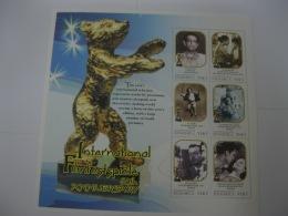 Dominica 2000 International Filmfestspiele Sheet Of 6 Stamps - Dominica (1978-...)