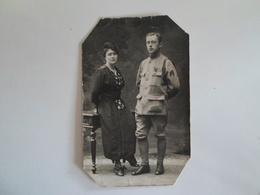 CARTE PHOTO   Couple - Couples