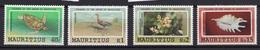 1991 - MAURITIUS -  Mi. Nr. 1177/1180 - NH - (UP.207.29) - Mauritius (1968-...)