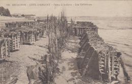 Arcachon 33 - Parcs à Huîtres Ostréiculture - Collecteurs - Arcachon
