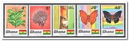 Ghana 1968, Postfris MNH, Flora And Fauna - Ghana (1957-...)