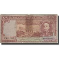 Billet, Angola, 1000 Escudos, 1926, 1926-08-14, KM:91, B - Angola