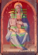 Spoleto - Santino Cartolina MADONNA CON BAMBINO (Artista Umbro-senese, Sec. XVI) Museo Diocesano - PERFETTO P68 - Religione & Esoterismo