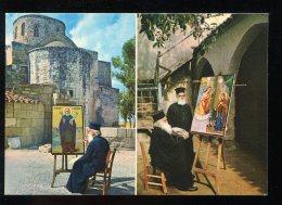 CPM Neuve Chypre St. Barnabas Monastery - Cyprus
