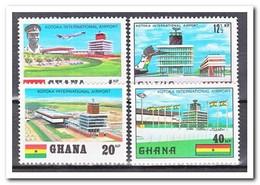 Ghana 1970, Postfris MNH, Kotoka International Airport - Ghana (1957-...)