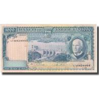 Billet, Angola, 1000 Escudos, 1970, 1970-06-10, KM:98, TTB+ - Angola