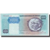 Billet, Angola, 1000 Kwanzas, 1987, 1987-11-11, KM:121b, SPL+ - Angola