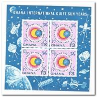 Ghana 1964, Postfris MNH, International Year Of The Quiet Sun - Ghana (1957-...)