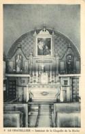 61 - LE CHATELLIER - Intérieur De La Chapelle De La Roche - France