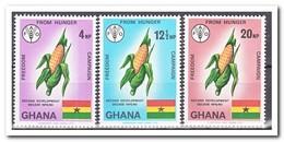 Ghana 1971, Postfris MNH, Fight Against Hunger - Ghana (1957-...)