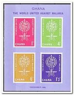 Ghana 1962, Postfris MNH, Fight Against Malaria - Ghana (1957-...)