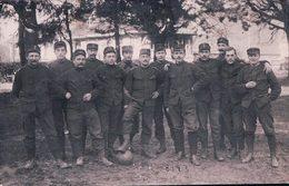 Armée Suisse, Berthoud 1914, Groupe De Militaires (8123) - Weltkrieg 1914-18