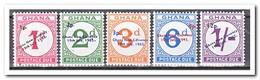 Ghana 1965, Postfris MNH, Porto Stamps - Ghana (1957-...)