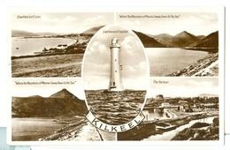 1944, Northern Ireland, Kilkeel, Multi View Pc, Used. - Down