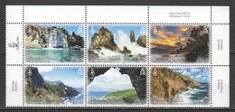V1213 PITCAIRN ISLANDS NATURE SIGHTS FLORA 1SET MNH - Holidays & Tourism
