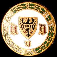 1479 Automobilclub Von Deutschland (AvD), Mitgliedsabzeichen 2. Form., Katalog: Hns.8806b II - Army & War