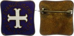 """1482 Evangelische Frauenhilfe, Mitgliedsabzeichen, 5. Form """"Frauenhülfe""""., Katalog: Hns.9110fb III - Army & War"""