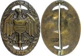 1557 Nachlass Mit Deutsches Radsportabzeichen In Bronze Des VDRV (Vereinigung Deutscher Radsport-Verbände) Mit Herstelle - Other