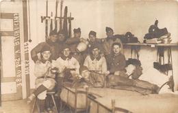 ¤¤  -   BITCHE  -  Carte-Photo Militaire D'une Chambrée Au Camp En 1932      -  ¤¤ - Bitche