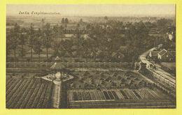 * Wavre Notre Dame - Sint Katelijne Waver (Antwerpen) * (E. & B.) Institut Des Ursulines, Jardin D'expérimentation Kiosk - Sint-Katelijne-Waver