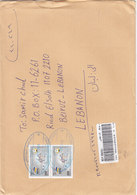 Kuwait Com.Regsitr.cover 2010 Franked Pair Doha 2006, High Values- Fine Condit- Red. Price- SKRILL PAYMENT ONLY - Kuwait