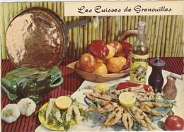 RECETTE DE CUISINE Emilie Bernard N° 96 Les Cuisses De Grenouilles - Recipes (cooking)
