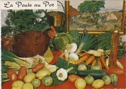 RECETTE DE CUISINE Emilie Bernard N° 139 La Poule Au Pot - Recipes (cooking)