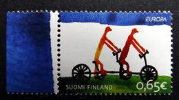Finnland 1810 **/mnh, EUROPA/CEPT 2006, Integration - Finlande