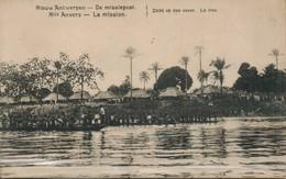 Congo Belge Nouvelle Anvers La Mission La Rive - Congo Belge - Autres