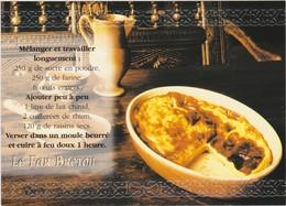 RECETTE DE CUISINE Gastronomie En Bretagne Le Far Breton - Recipes (cooking)