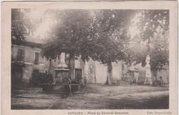 Var :  VARAGEs ;  Place  Du  Général  Gassend - Frankreich
