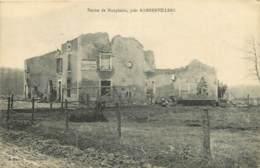 GUERRE 14 - 18 -  FERME DE MONTPLAISIR PRES RAMBERVILLERS - Guerre 1914-18