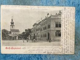 AK  Gross-Enzersdorf  1917. - Gänserndorf