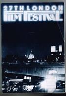 27 TH London Film Festival - 1983 - 79 Pages 21 X 15 Cm - Books, Magazines, Comics