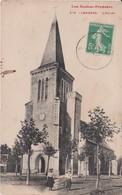 Pyrénées  Atlantique :  LEMBEYE  :  L  église - Francia