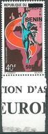 Details About  Benin 2009 MNH - Dahomy Europa Afrca, Ovptd 50F - Cv 29$ - Benin - Dahomey (1960-...)