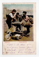 - CPA NAPOLI (Naples / Italie) - Mangia Maccheroni 1903 - Edizione Dr. Trenkler 14568 - - Napoli (Naples)