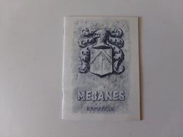 """Livret Touristique """" Mejanes """" Camargue - Dépliants Touristiques"""