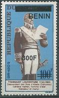 Benin 2009 MNH - Dahomy LOUVERTURE Ovptd 300F - Cv 29$ - Benin - Dahomey (1960-...)